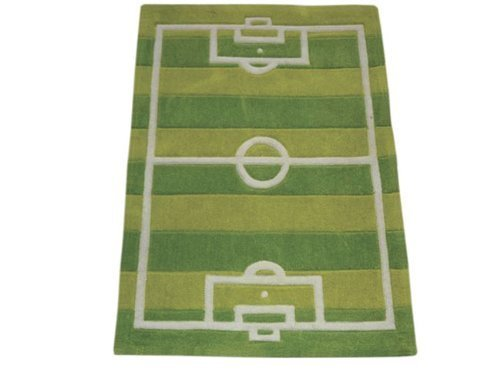 Childrens-Kids-Soft-Rug-in-Green-Colour-Football-Pitch-Design-Carpet-x-cm-x-by-Lord-wallpaper-wp4805238
