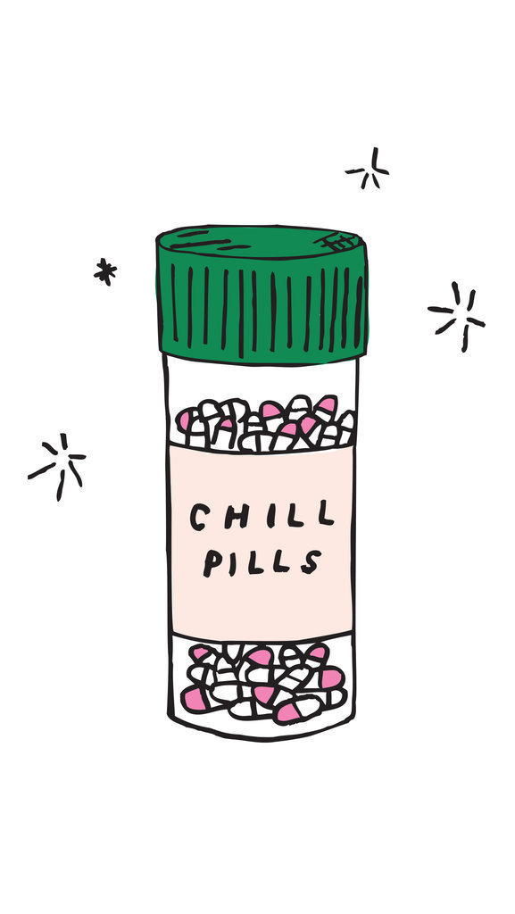 Chill-Pills-Download-more-Back-to-School-iPhone-Android-Backgrounds-at-prettywal-wallpaper-wp4604700