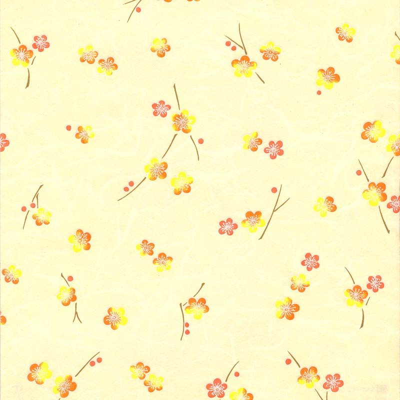 Chiyogami-Scattered-Plum-Blossoms-Citrus-on-Ivory-wallpaper-wp5804565