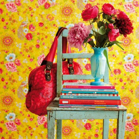 Choose-floral-to-make-a-real-room-statement-PipStudio-Colours-Interior-wallpaper-wp3004347