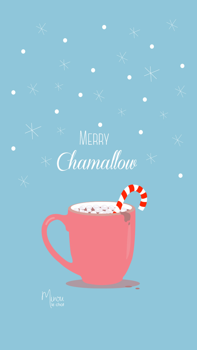 Christmas-Hot-Chocolate-iPhone-Lock-PanPins-wallpaper-wp4405772