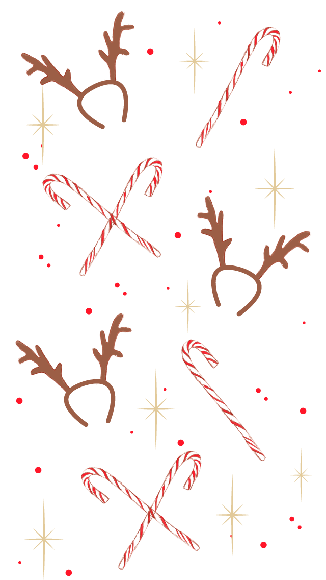 Christmas-New-Year-Girl-iPhone-Home-PanPins-wallpaper-wp4405776