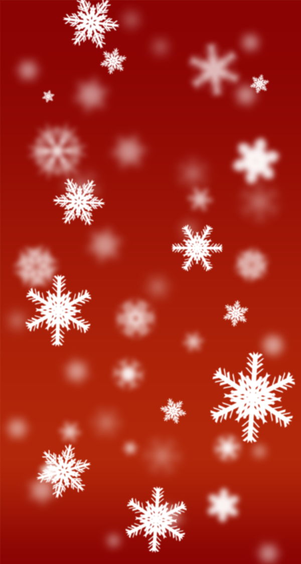 Christmas-Snowflakes-for-iPhone-c-s-on-Behance-wallpaper-wp560118