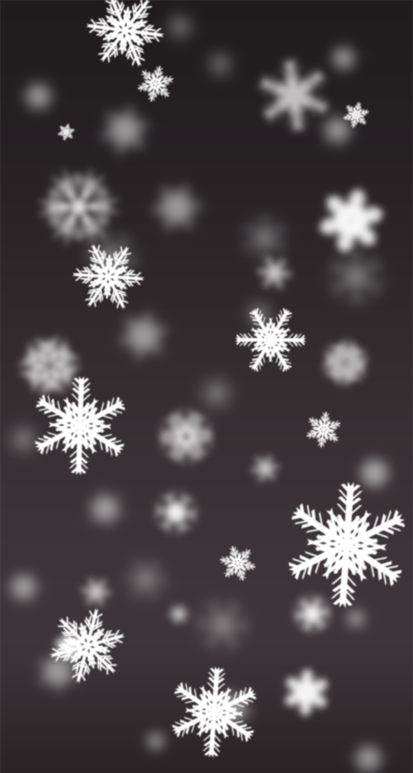 Christmas-Snowflakes-for-iPhone-c-s-on-Behance-wallpaper-wp5603888