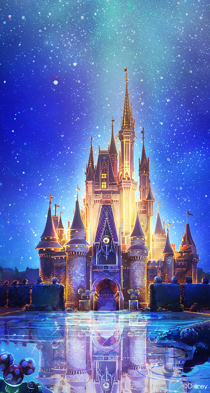 Cinderella-Castle-Download-more-Disney-iPhone-at-@pretty-More-wallpaper-wp3004360