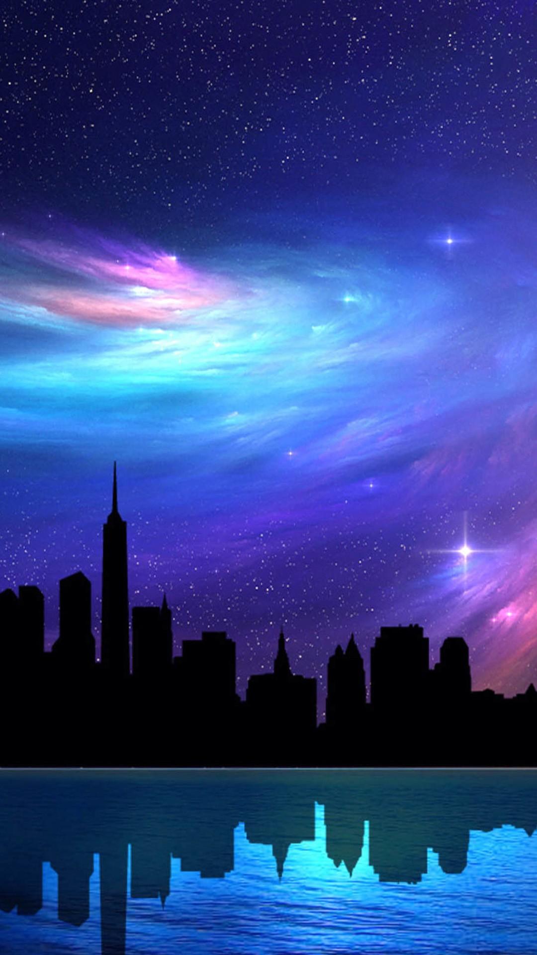 City-night-reflection-Samsung-HD-1080x1920-wallpaper-wp3403926