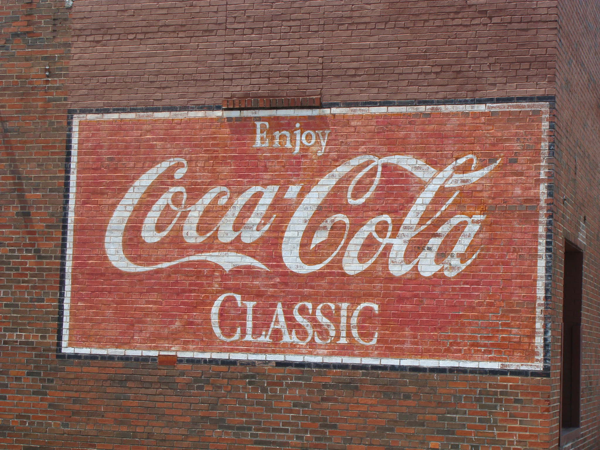 Coca-Cola-Classic-painted-brick-wall-mural-Google-Search-wallpaper-wp5603954