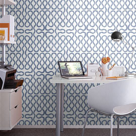 Cole-And-Son-Squiggle-Wallpaper-Terracotta-Brown-from-Heals-Wallpaper-furnish-co-uk-wallpaper-wp4805409