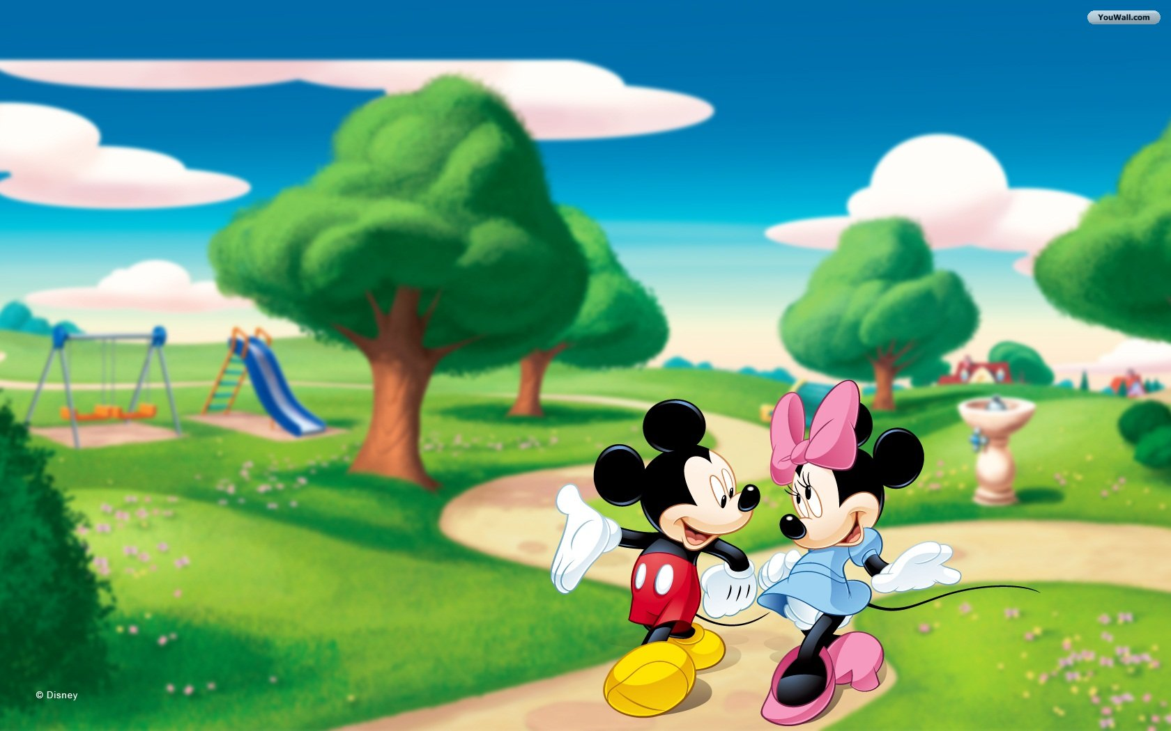 Collection-«Mickey-Mouse-»-wallpaper-wp34012222