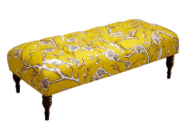 Collette-Tufted-Bench-Yellow-Blossom-on-OneKingsLane-com-wallpaper-wp5006191
