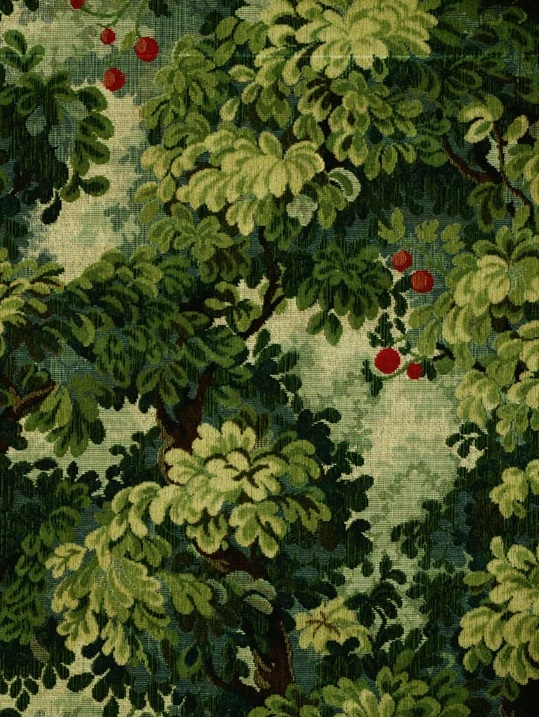 Colony-Marly-linen-cut-velvet-blue-greens-NEW-IN-VINYL-wallpaper-wp3004490
