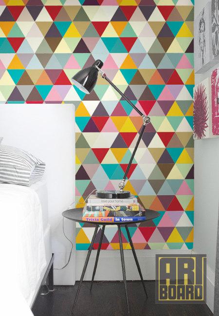 Colorful-mosaic-Pattern-self-adhesive-DIY-home-decor-Peel-n-Stick…-wallpaper-wp3004511