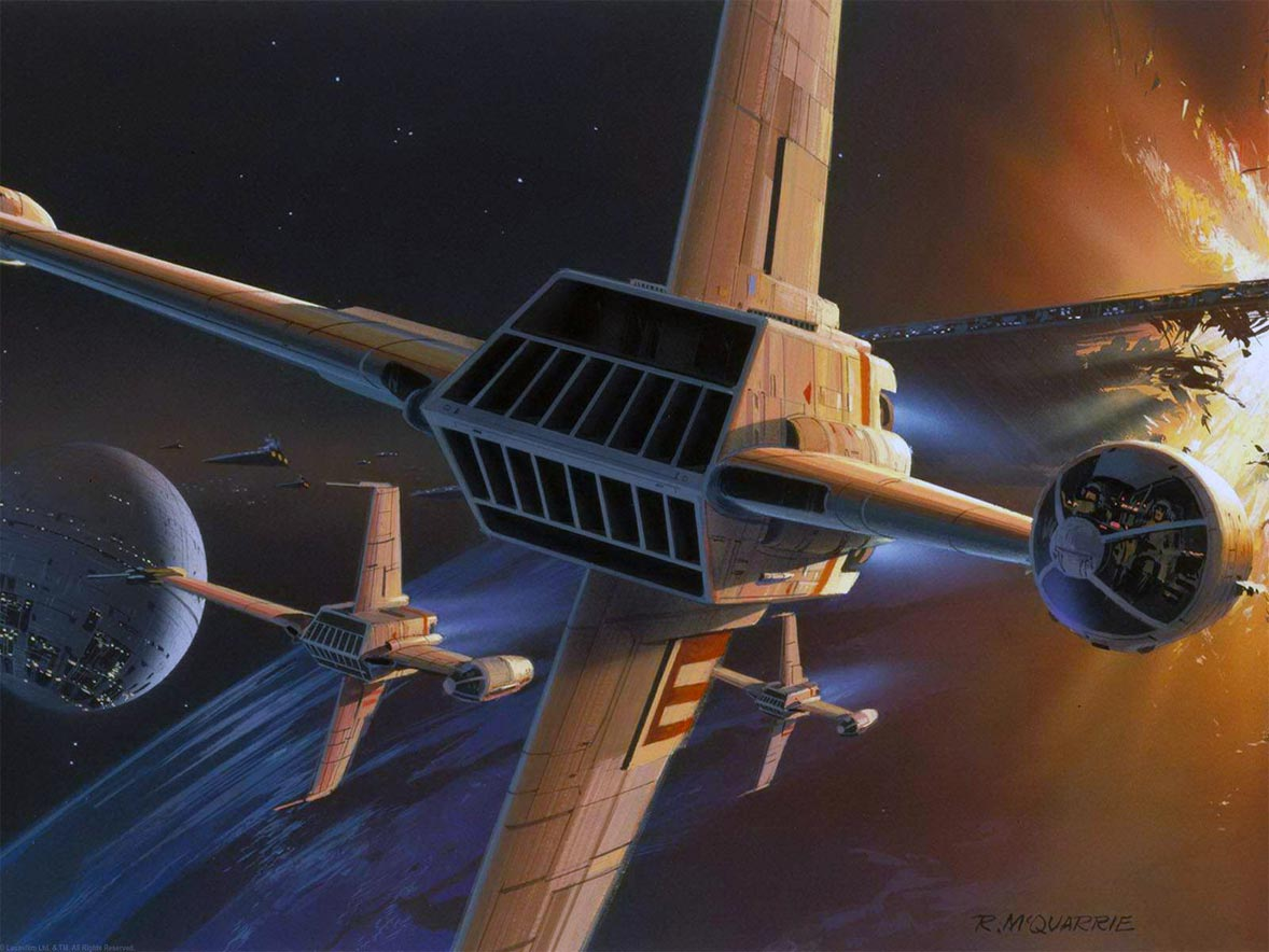 Concept-art-from-Ralph-McQuarrie-He-defined-the-look-feel-of-the-whole-Star-Wars-franchise-wallpaper-wp424659