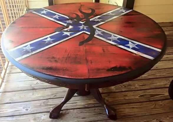 Confederate-flag-and-Browning-symbol-table-rebel-wallpaper-wp3404098