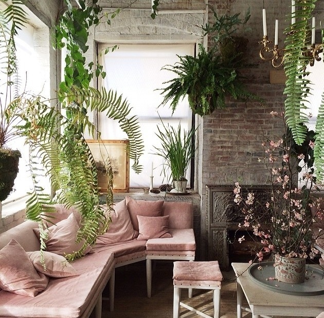 Coral-upholstery-and-green-plants-meet-in-a-romantic-bohemian-living-room-wallpaper-wp5804722