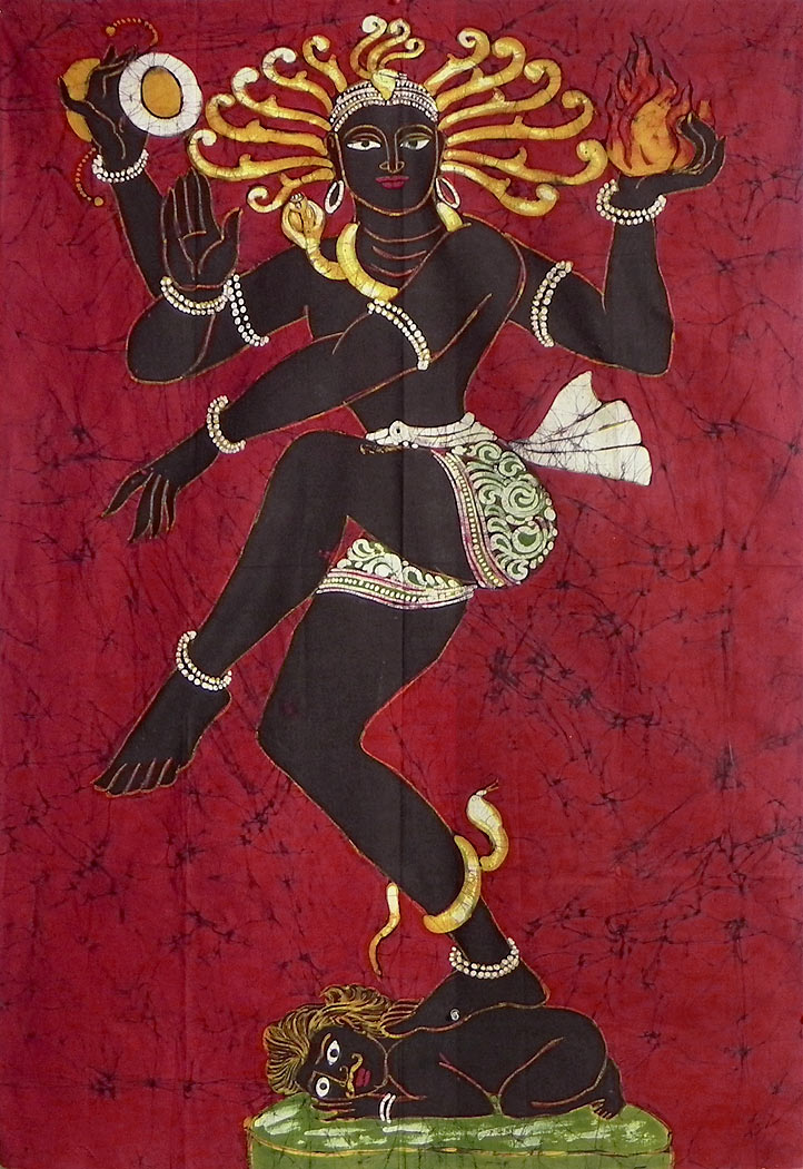 Cosmic-Dancer-Nataraj-Batik-Painting-on-Cotton-Cloth-Unframed-wallpaper-wp4805532
