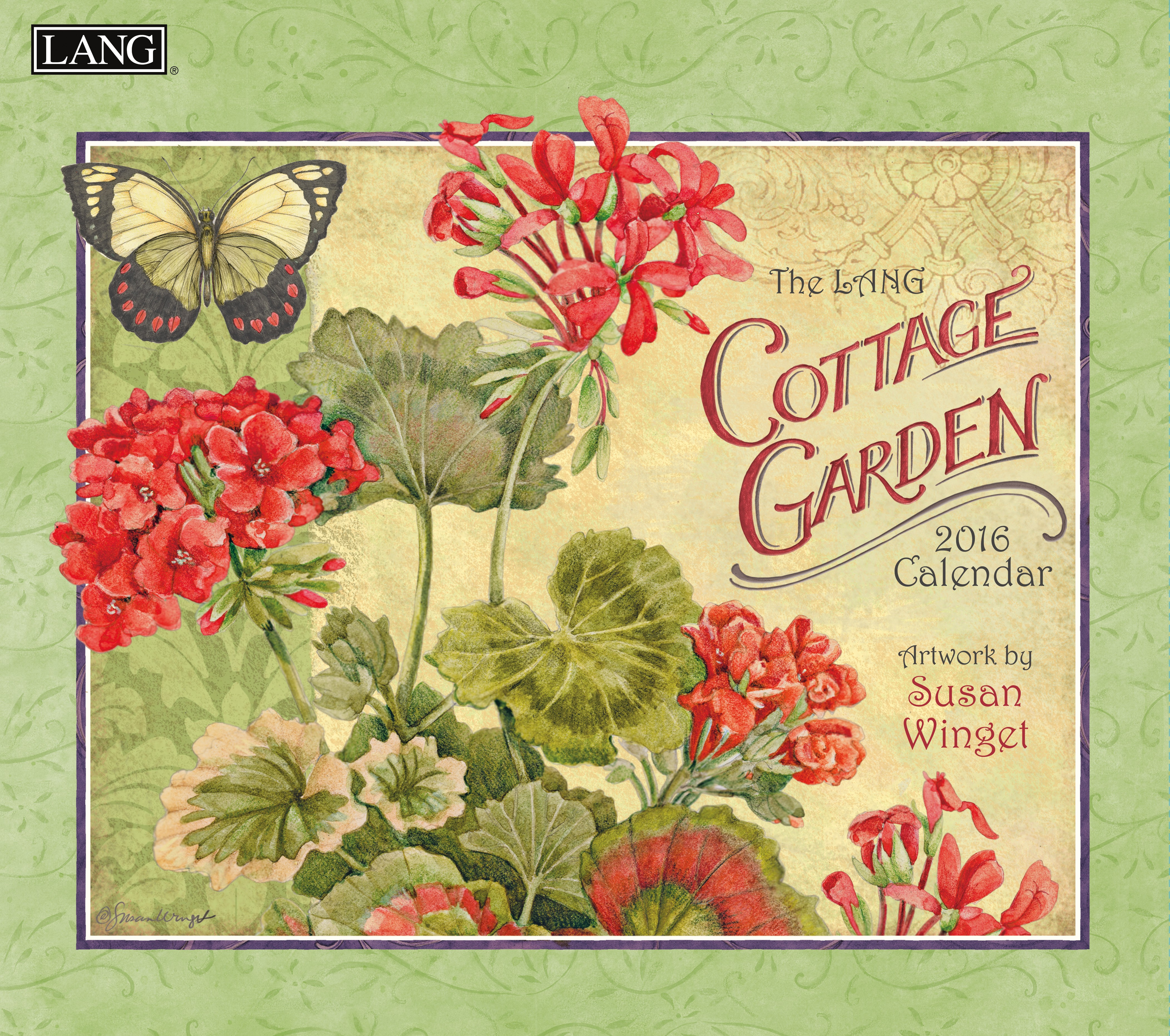 Cottage-Garden-Wall-Calendar-Lang-wallpaper-wp424705