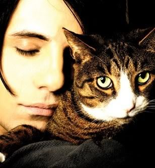 Criss-Angel-his-cat-Hammy-wallpaper-wp5604093