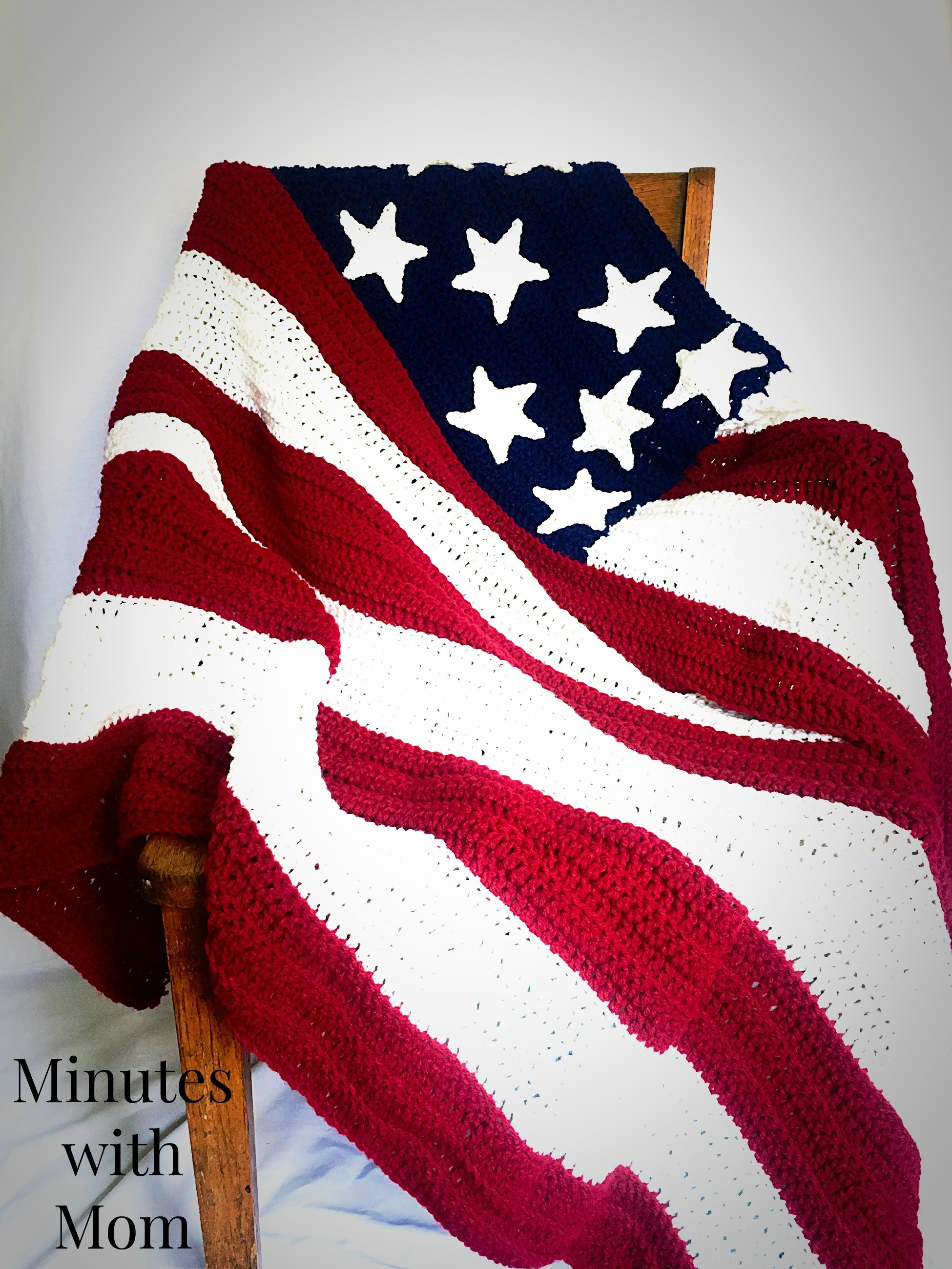 Crochet-American-Flag-Blanket-with-Free-Pattern-wallpaper-wp3404275