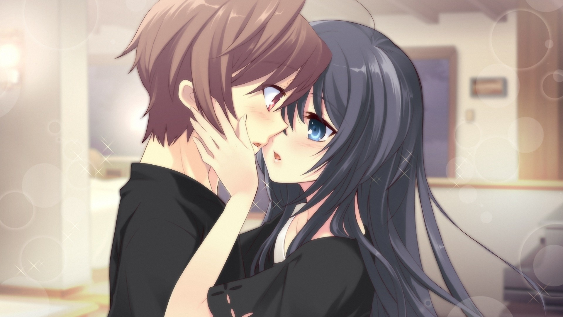 Cute-Anime-Couple-Kiss-1920x1080-Need-iPhone-S-Plus-Background-for-IPh-wallpaper-wp3404303