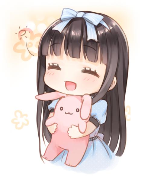 Cute-Kawaii-Girl-by-RabbitBox-lolidrop-wallpaper-wp6002861