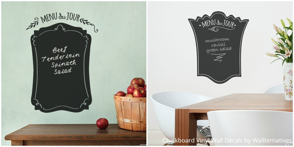 Cute-Kitchen-Wall-Decor-Chalkboard-Menu-Wall-Decals-from-Wallternatives-wallpaper-wp5404323