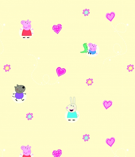 Cute-Peppa-Pig-also-available-in-pink-background-at-around-per-roll-http-www-woww-wallpaper-wp5804817
