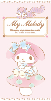 Cute-Smile-Sanrio-My-Melody-wallpaper-wp4406164