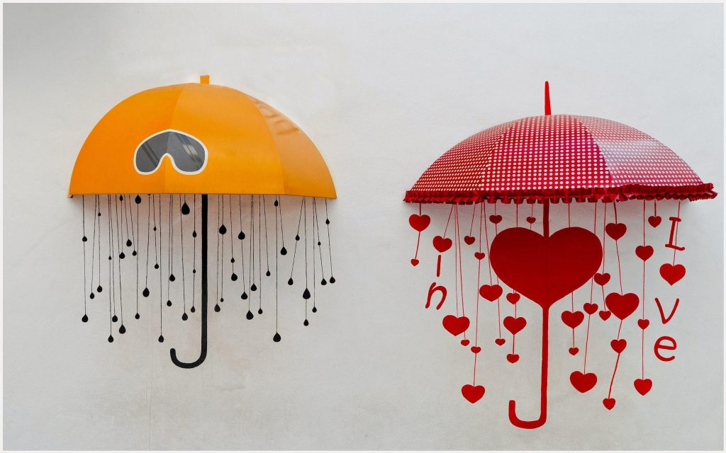 Cute-Umbrellas-Love-Art-cute-umbrellas-love-art-1080p-cute-umbrellas-love-art-wallpaper-wp340195