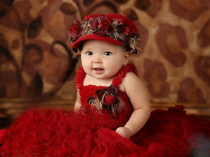 Cute-babies-In-Red-Dress-Deep-HD-For-You-HD-1080p-Free-Desktop-wallpaper-wp3404305