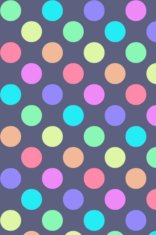 Cute-dots-iPhone-wallpaper-wp4406136