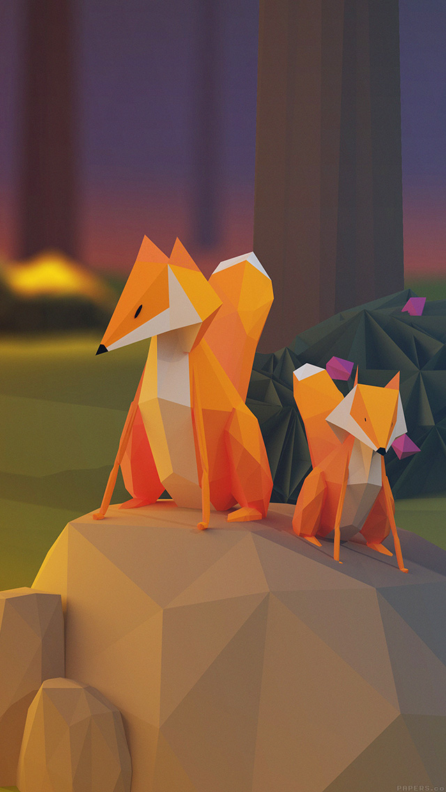 D-foxes-Find-more-wallpapers-for-your-iPhone-Android-@prettywallpaper-wallpaper-wp4801317