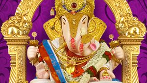 Dagdusheth Ganpati Images and Photos wallpaper