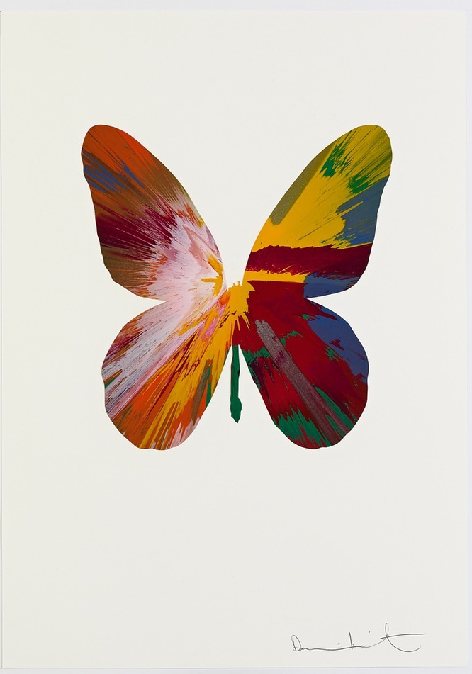 Damien-Hirst-Dancing-Butterfly-wallpaper-wp5604211