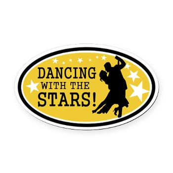Dancing-with-the-stars-Oval-Car-Magnet-wallpaper-wp4605171-1