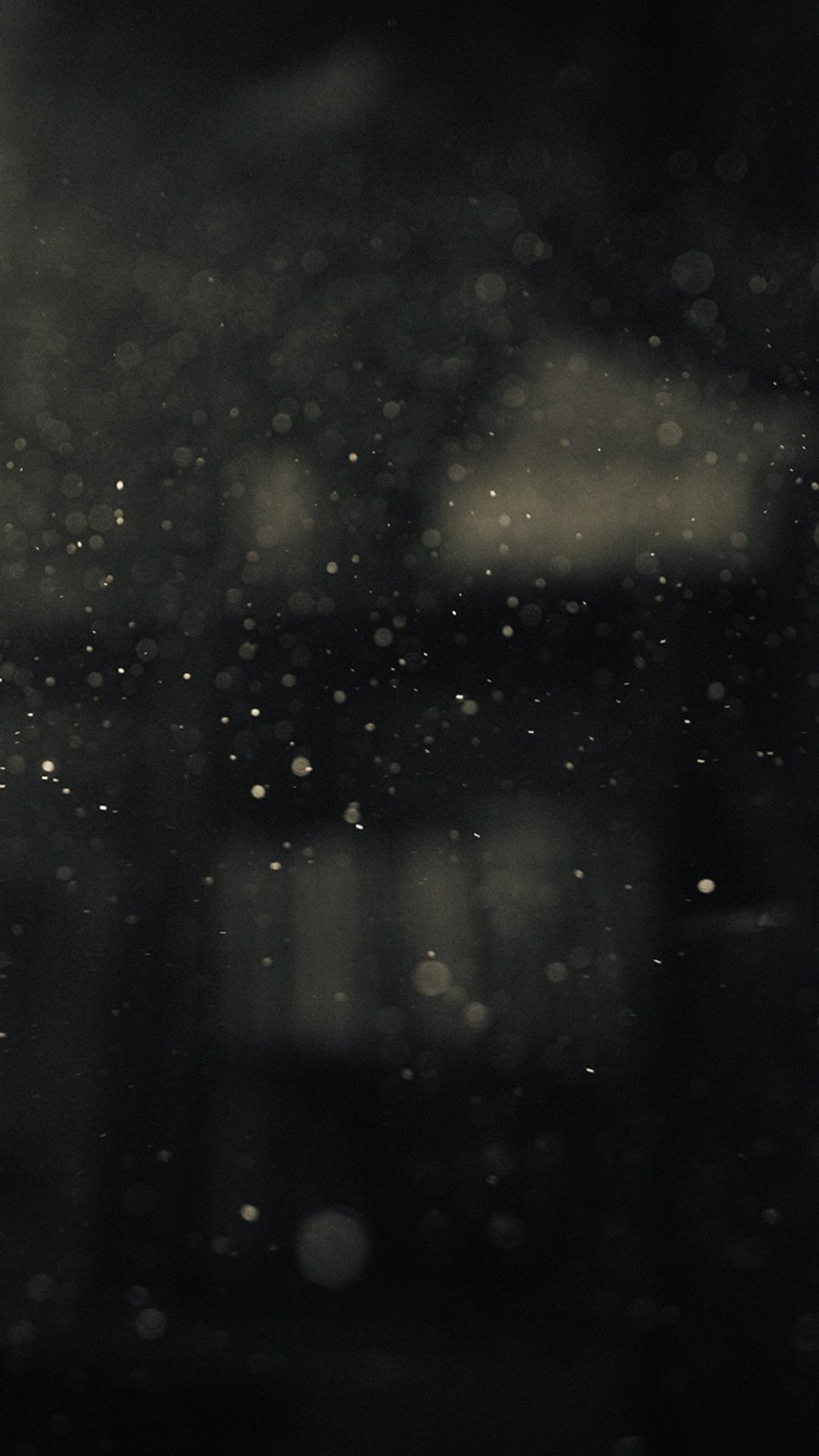 Dark-Bubble-Bokeh-Rain-Drops-Art-iPhone-wallpaper-wp5006606