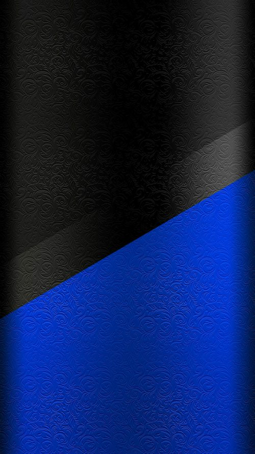 Dark-S-Edge-with-black-and-blue-floral-pattern-wallpaper-wp5404398