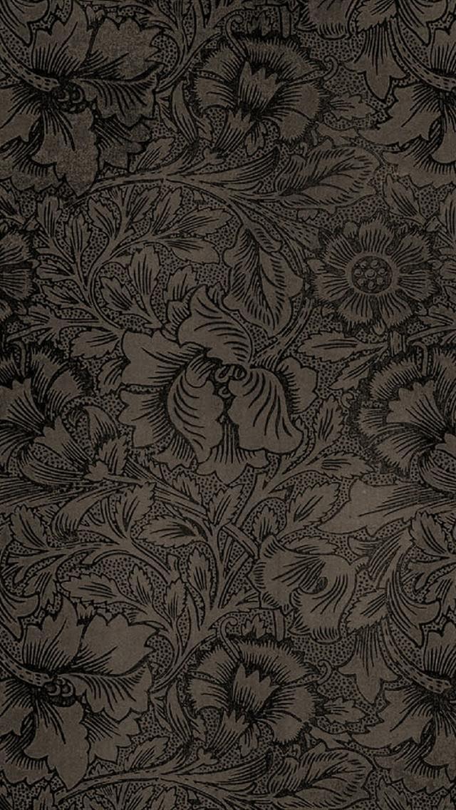 Dark-Texture-Flowers-wallpaper-wp4605222