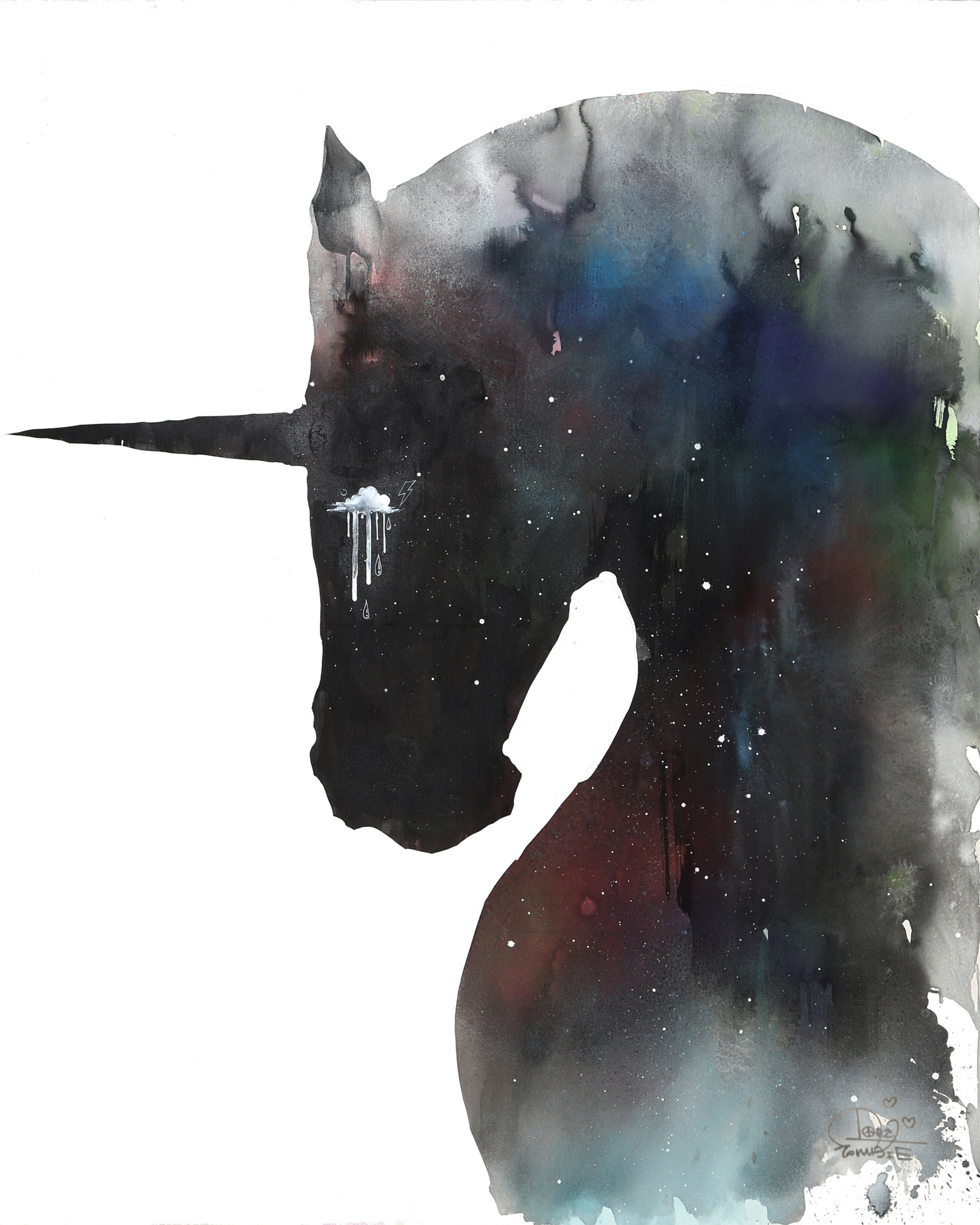 Dark-Unicorn-by-Lora-Zombie-Fine-Art-Prints-available-exclusively-at-EyesOnWalls-com-http-www-wallpaper-wp5604236