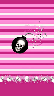 Dazzle-my-Droid-Pink-Rocker-collection-wallpaper-wp5201181