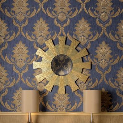 Decor-Supplies-Midnight-Blue-Gold-Viviani-Damask-Opus-Holden-Decor-Italian-Vinyl-wallpaper-wp5604300