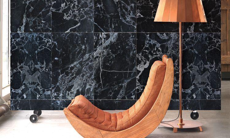 Decorette-Behang-Piet-Hein-Eek-Materials-marmer-zwart-koper-jpg-wallpaper-wp4805859