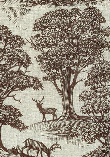 Deer-Park-black-and-off-white-toile-fabric-from-Lewis-and-Wood-designed-by-Andrew-Davidson-wallpaper-wp5402440