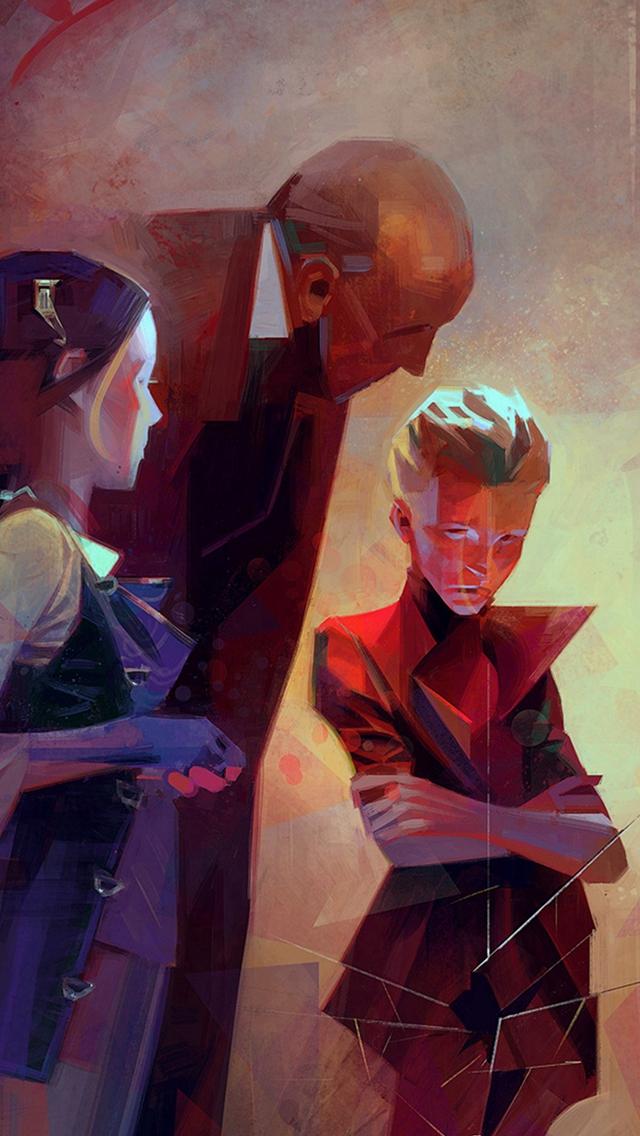 Devil-Paint-Illustration-Art-iPhone-s-wallpaper-wp424941