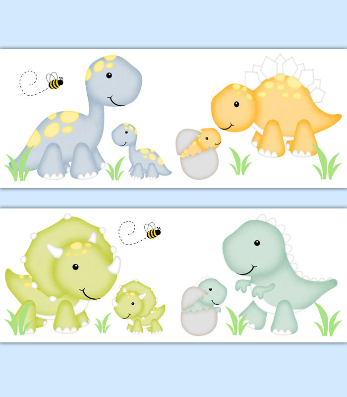 Dinosaur-Baby-Boy-Nursery-Decor-Decals-Wall-Art-Border-Room-Stickers-decampstudios-wallpaper-wp5205816
