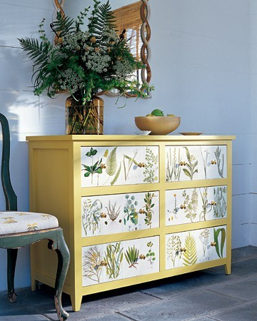 Dishfunctional-Designs-Upcycled-Dressers-Painted-ed-Decoupaged-wallpaper-wp5205840