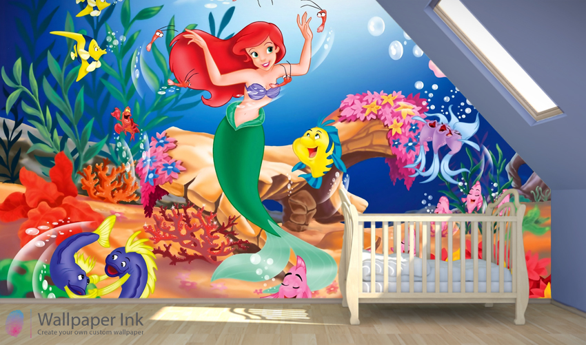 Disney-Little-Mermaid-wallpaper-wp3004995