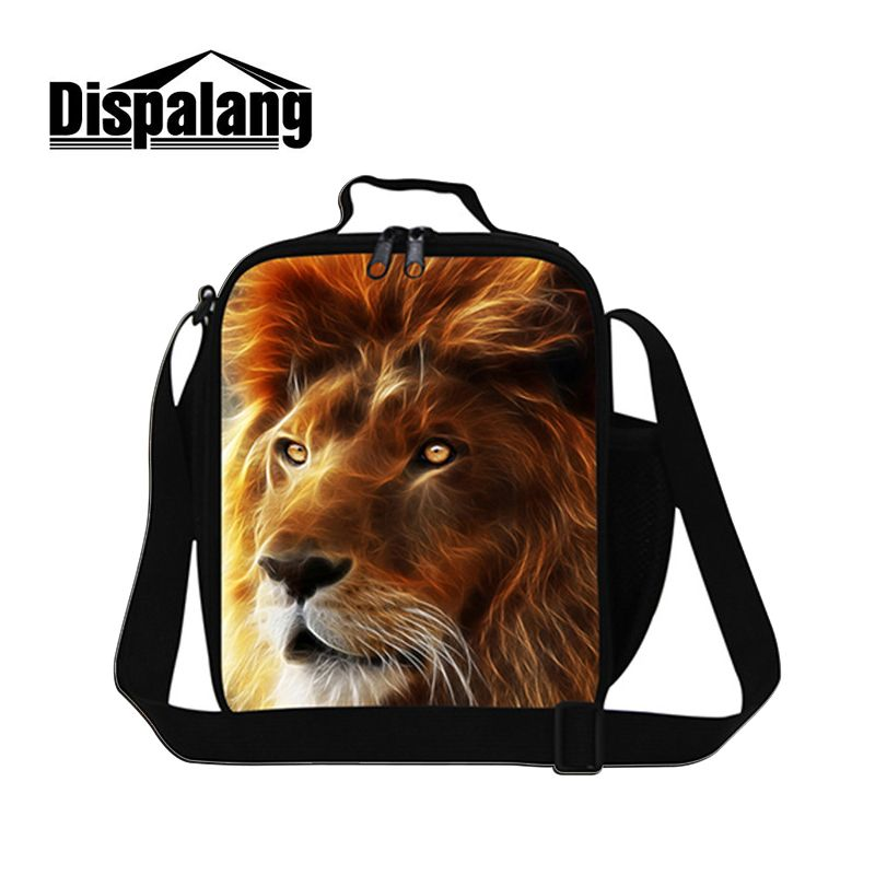Dispalang-Thermal-Insulated-Food-Bag-Cooler-Bag-Tote-Handbags-Lion-Head-Pattern-Shoulder-Lunch-Bag-W-wallpaper-wp3404687