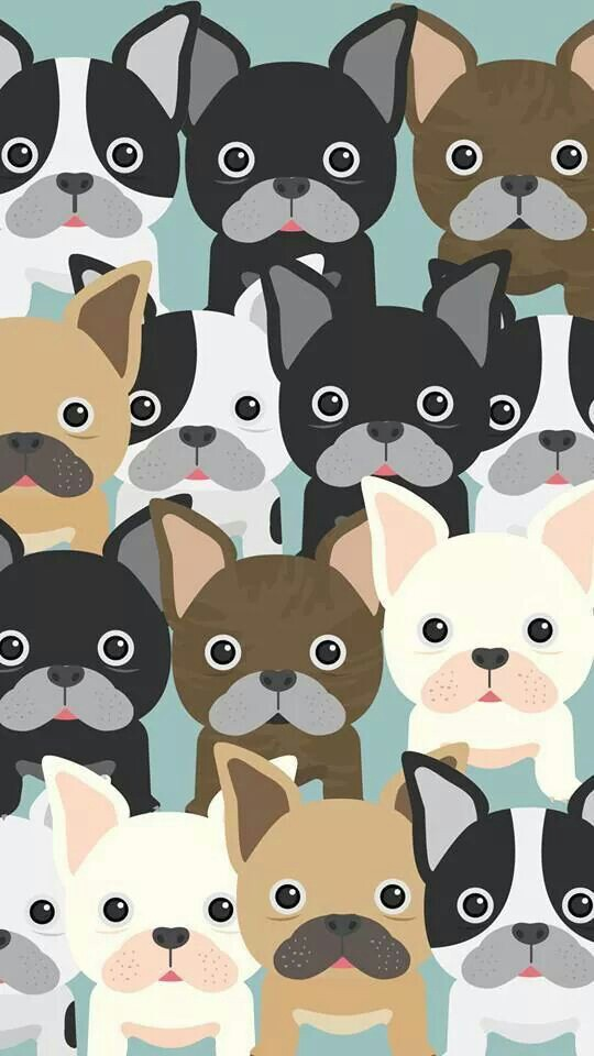 Doggies-pattern-background-Tap-to-see-more-cute-and-beautiful-iPhone-@mobile-wallpaper-wp3005103