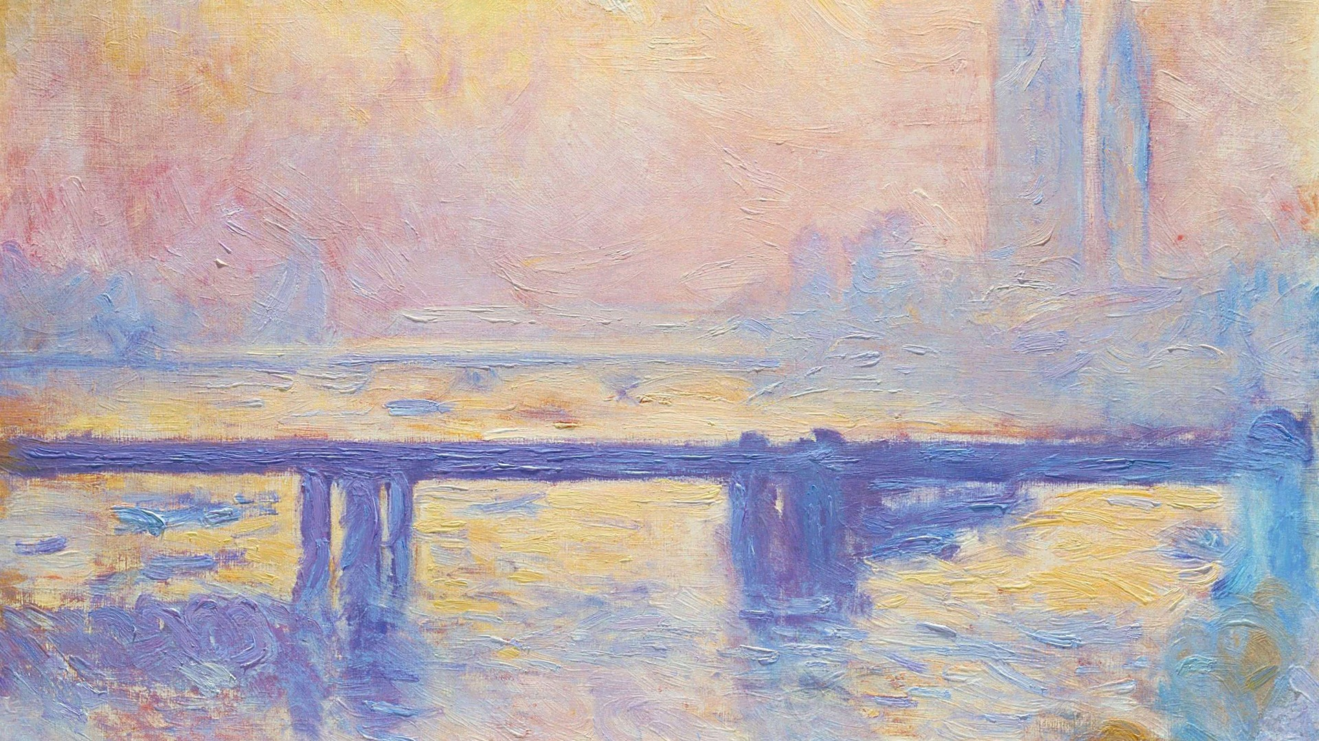 Download-Claude-Monet-picture-Bridge-To-Charing-Cross-the-urban-landscape-section-pain-wallpaper-wp3404959